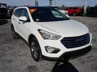 2013 Hyundai Santa Fe Limited. Serving the Greencastle,