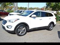 Options:  2013 Hyundai Santa Fe Limited|Awd Limited 4Dr
