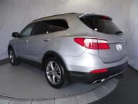 Options:  2013 Hyundai Santa Fe Limited Awd|Moonstone