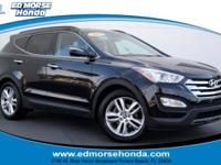 This 2013 Hyundai Santa Fe 2.0T Sport is proudly