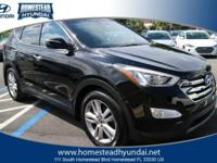 Homestead Hyundai is honored to present a wonderful