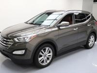This awesome 2013 Hyundai Santa Fe comes loaded with