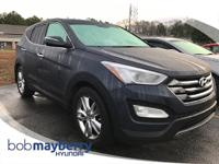 New Arrival! *This Santa Fe is Pre-Certified!* This