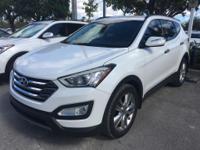 Santa Fe Sport 2.0T, Hyundai Certified Pre-Owned