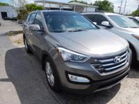 Looking for a clean, well-cared for 2013 Hyundai Santa