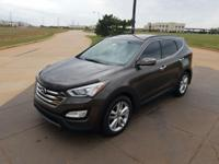We are excited to offer this 2013 Hyundai Santa Fe.