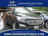 2013 Hyundai Santa Fe Sport 2.0T, Clean CarFax, One
