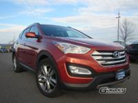 The used 2013 Hyundai Santa Fe in Plattsburgh, NY is