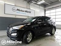 Clean CARFAX. Certified. Becketts Black 2013 Hyundai