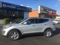 2013 Hyundai Santa Fe Sport 2.0T In Moonstone Silver *