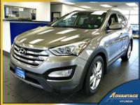 This Santa Fe Sport is the one you want to own! It has