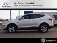 **HYUNDAI CERTIFIED**, **CLEAN ONE-OWNER LOCAL TRADE**,