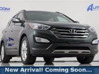 2013 Hyundai Santa Fe Sport 2.0T in Hampton Green