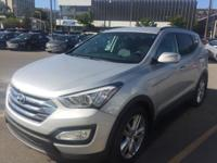 Beautiful Hyundai Santa Fe with only 1 Owner! This SUV