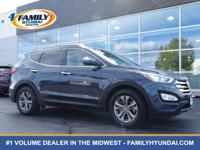 Look at this 2013 Hyundai Santa Fe Sport. Its Automatic