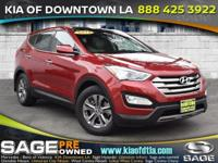 Come test drive this 2013 Hyundai Santa Fe! A great