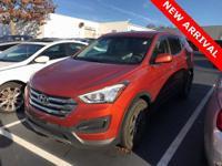 2016 Hyundai Santa Fe Sport 2.4. Clean Carfax. ABS