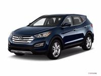 Options:  2013 Hyundai Santa Fe Fwd 4Dr Sport With