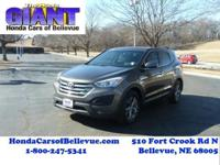 This 2013 Hyundai Santa Fe Sport AWD is offered to you