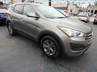 This used 2013 Hyundai Santa Fe in Uniontown, PA comes