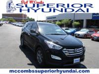 Safe and reliable, this Used 2013 Hyundai Santa Fe
