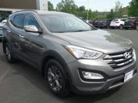 2013 Hyundai Santa Fe Sport 26/20 Highway/City