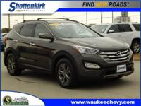Options:  2013 Hyundai Santa Fe Sport 2.4L|Awd 2.4L 4Dr