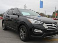 2013 Hyundai Santa Fe Sport FWD 6-Speed Automatic with