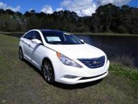 1 Owner Perfect CarFax! Rare 'Limited' Edition Sonata