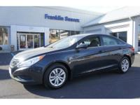 2013 Hyundai Sonata 4 Dr Sedan GLS Our Location is:
