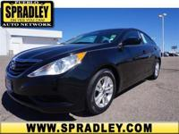 2013 Hyundai Sonata 4dr Car GLS Our Location is:
