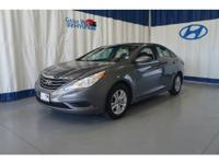 This sporting looking Hyundai Sonta GSL provides you
