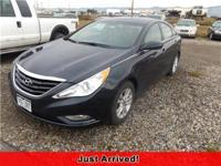 This deep blue 2013 Hyundai Sonata GLS is an ideal for