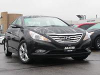 Climb inside the 2013 Hyundai Sonata! You'll appreciate