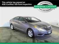 Hyundai Sonata This Sonata is one of Enterprise's