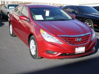One Owner 2013 Hyundai Sonata GLS Sedan - Sirius -