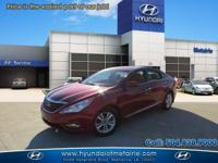 EPA 35 MPG Hwy/24 MPG City! CARFAX 1-Owner, ONLY 20,109