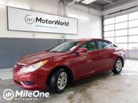 New Price! CARFAX One-Owner. Certified. Red 2013