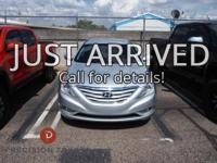 **One Owner**, -Clean Carfax-, Sonata GLS, 4D Sedan,