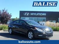 2013 Hyundai Sonata GLS one owner with a perfect