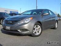2013 Hyundai Sonata GLS with less than 75,000 miles!