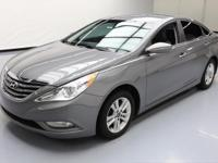 This awesome 2013 Hyundai Sonata comes loaded with the