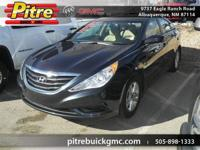 Options:  2013 Hyundai Sonata Gls|Blue|New Inventory...
