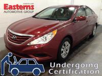 Options:  2013 Hyundai Sonata Gls|Red|2013 Hyundai