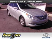 HEATED SEATS and LOCAL TRADE. 4D Sedan. The Benson