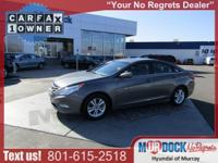 2013 Hyundai Sonata GLS, One Owner Trade In, Only