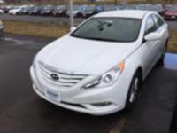 This outstanding example of a 2013 Hyundai Sonata GLS