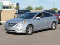 2013 Hyundai Sonata GLS Odometer is 2025 miles below