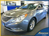 With the popular equipment package, this Hyundai Sonata
