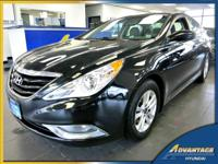 Consider this 1-Owner Hyundai Sonata GLS for your next